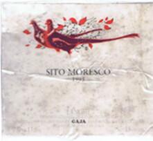 Sito Moresco 1995 Etikett