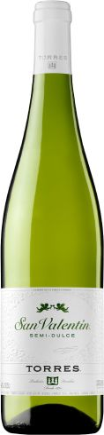 San Valentin Parellada Organic Wine