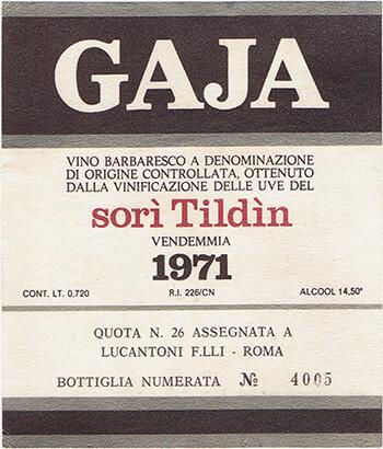 gaja-sori-tildin-1971-etikett